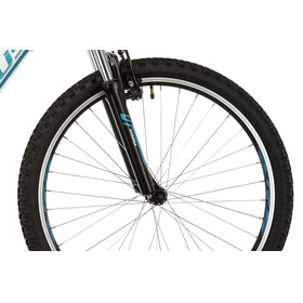 "Serious Eight Ball MTB Hardtail 26"" white/teal"